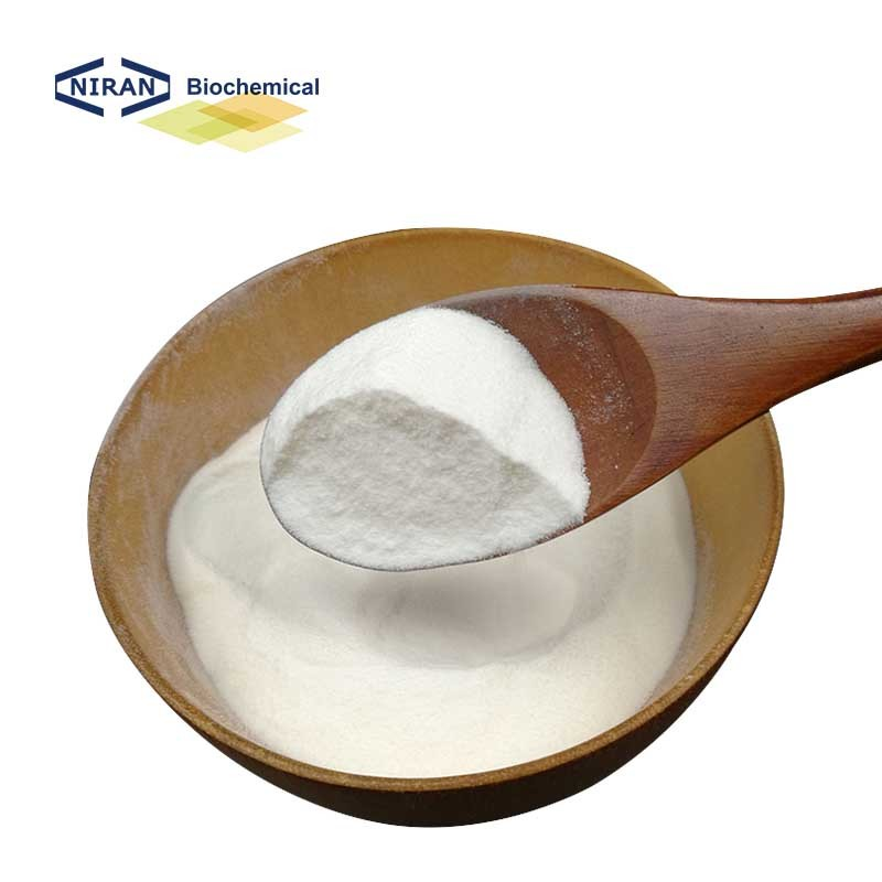 Polydextrose powder, Poly-D-glucose, Cas 68424-04-4