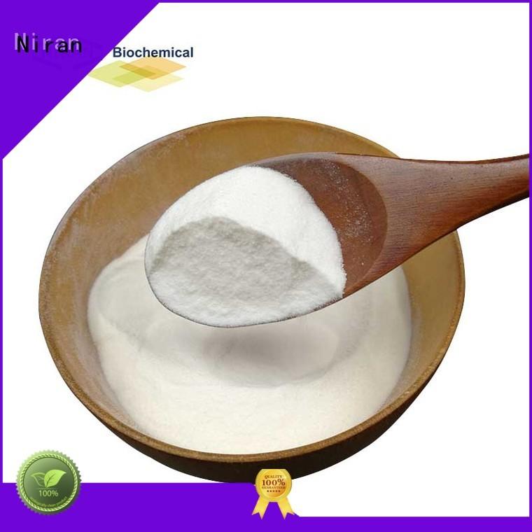 Niran Latest sugar vs sweetener weight loss factory for Savory industry