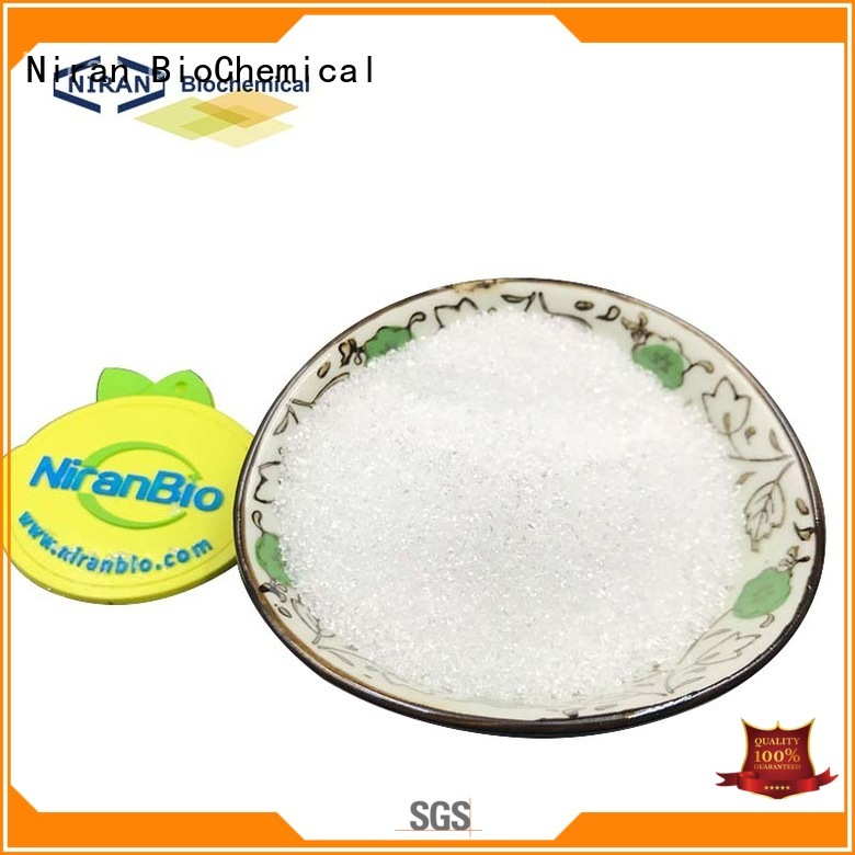 Niran sucralose artificial sweetener company for Confectionery industry
