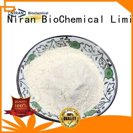Niran natural whey protein powder factory for Nutrition industry