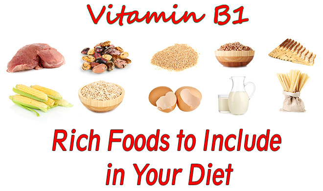 Top 10 Vitamin B1 Rich Foods To Include In Your Diet