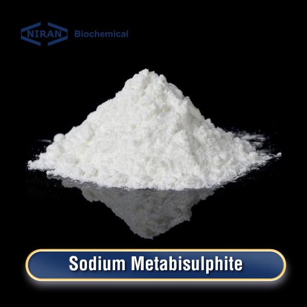 Sodium Metabisulphite 98% Food/Tech Grade