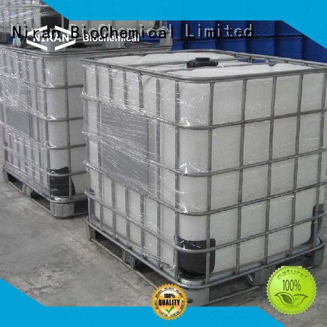 Niran industrial water treatment chemicals factory for water treatment plants