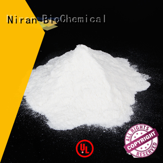 Niran gluten free thickener suppliers for Confectionery industry