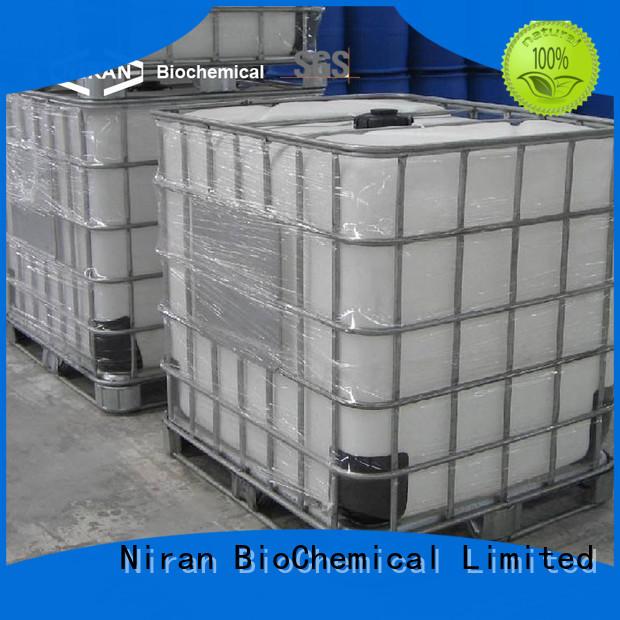 Niran New sodium hypochlorite supply for water treatment companies