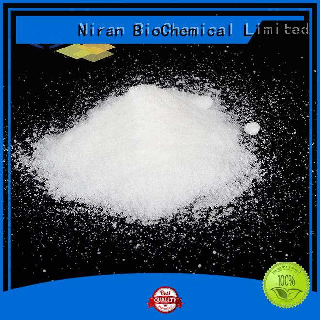 Niran acidity regulator 296 company for Dairy industry