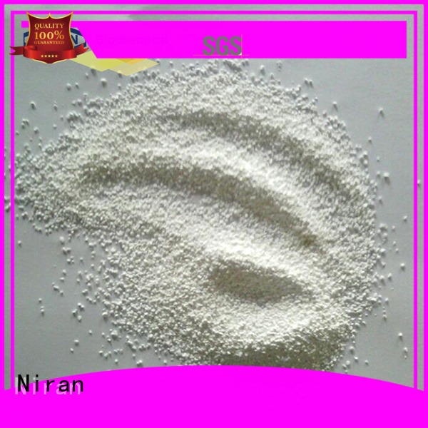 Niran benzalkonium chloride solution factory for water treatment plants