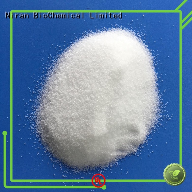 Niran chloride in blood supply for Nutrition industry