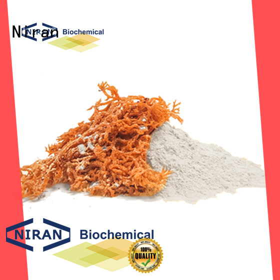 Latest acid thickener uses factory for food manufacturing