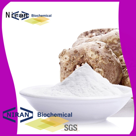 Niran Top gel forming agents company for Bakery industry